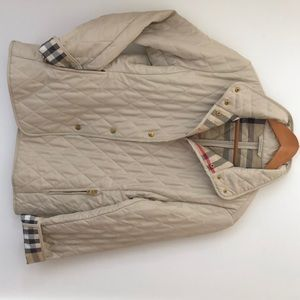 Quilted Jacket.
